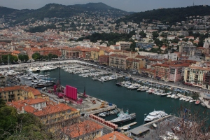 Boats of Nice